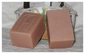You just can not beat handcrafted soap!
